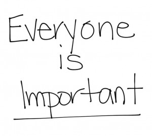 everyone-is-important